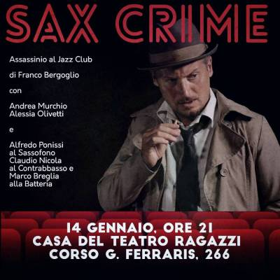 Sax Crime - Assassinio al Jazz Club