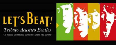 "CARNEVALE AL BLOOM con ""LET'S BEAT!"" TRIBUTO ACUSTICO AI BEATLES"